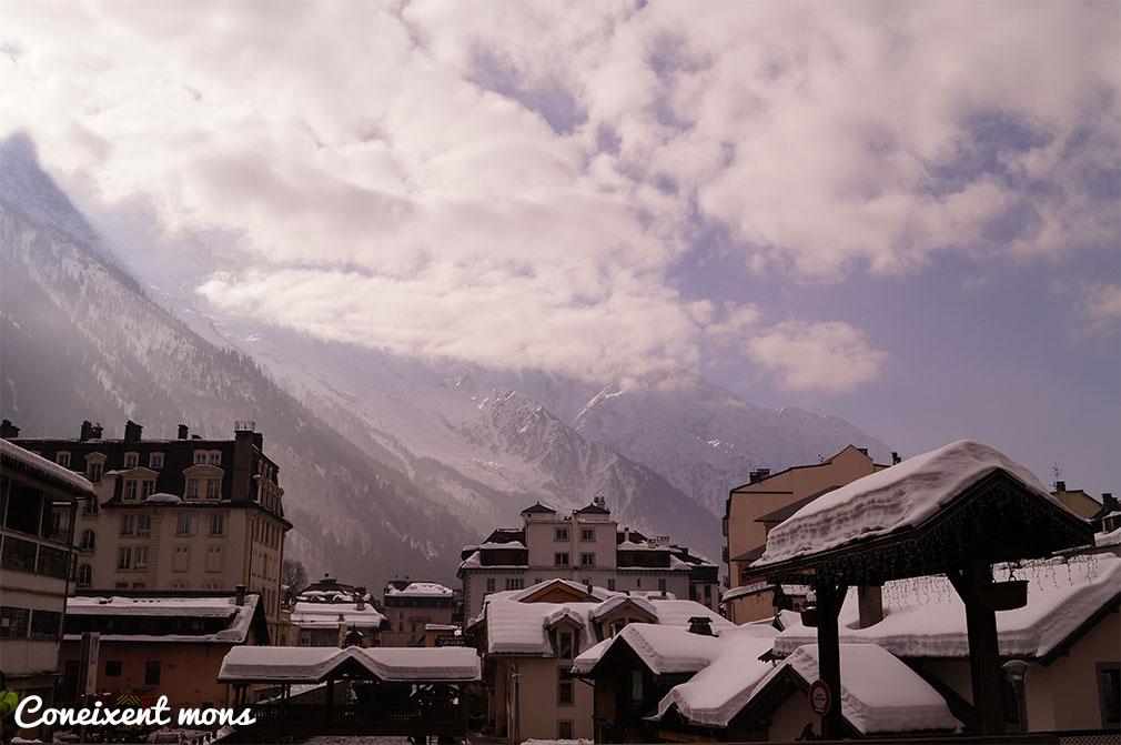 Els Alps; fred i gel
