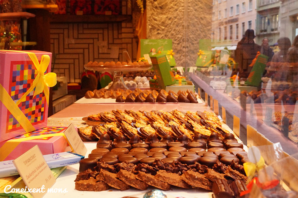 Traginant pel país de la xocolata