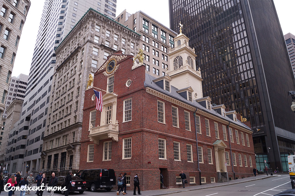 Old State House - Boston - Massachusetts