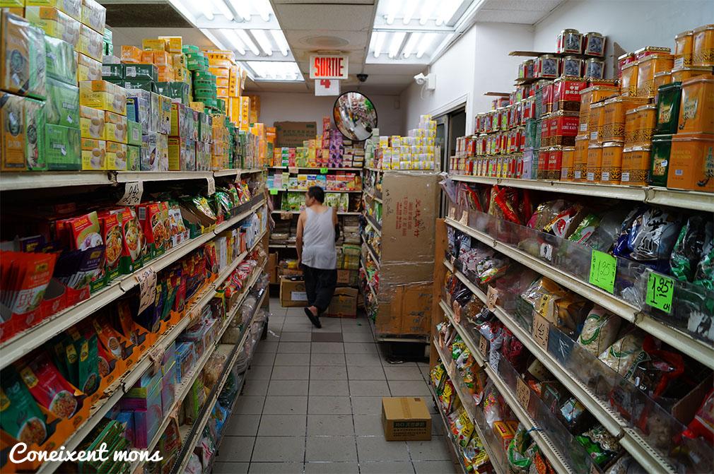Supermercat Chinatown - Montreal - Quebec