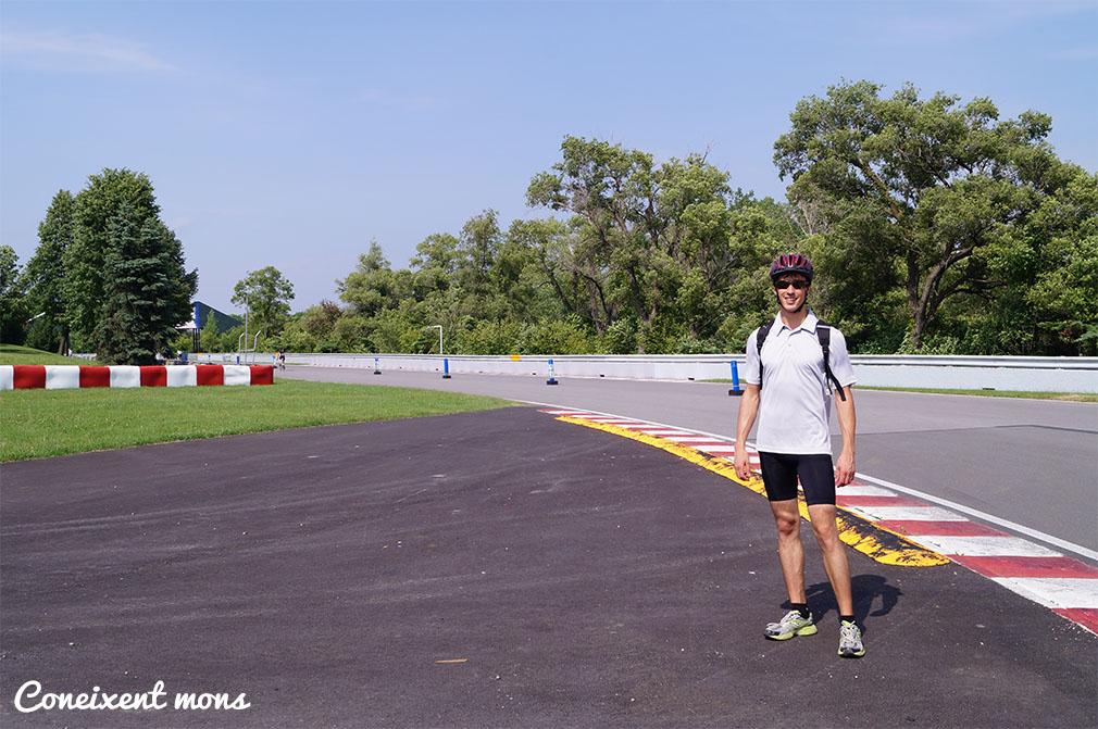 Circuit Jacques Villeneuve - Montreal - Quebec
