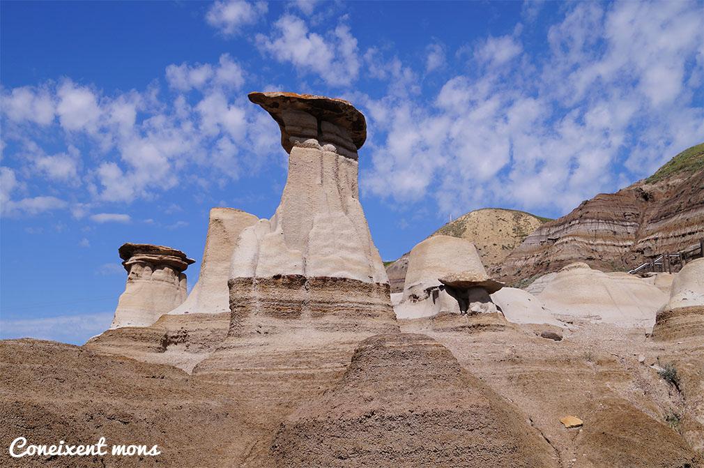 Hoodoos - Drumheller Badlands - Alberta