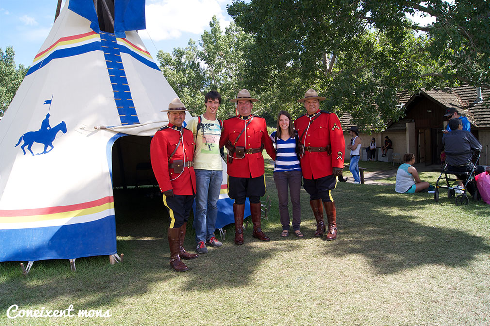 Policia Muntada - Calgary - Alberta