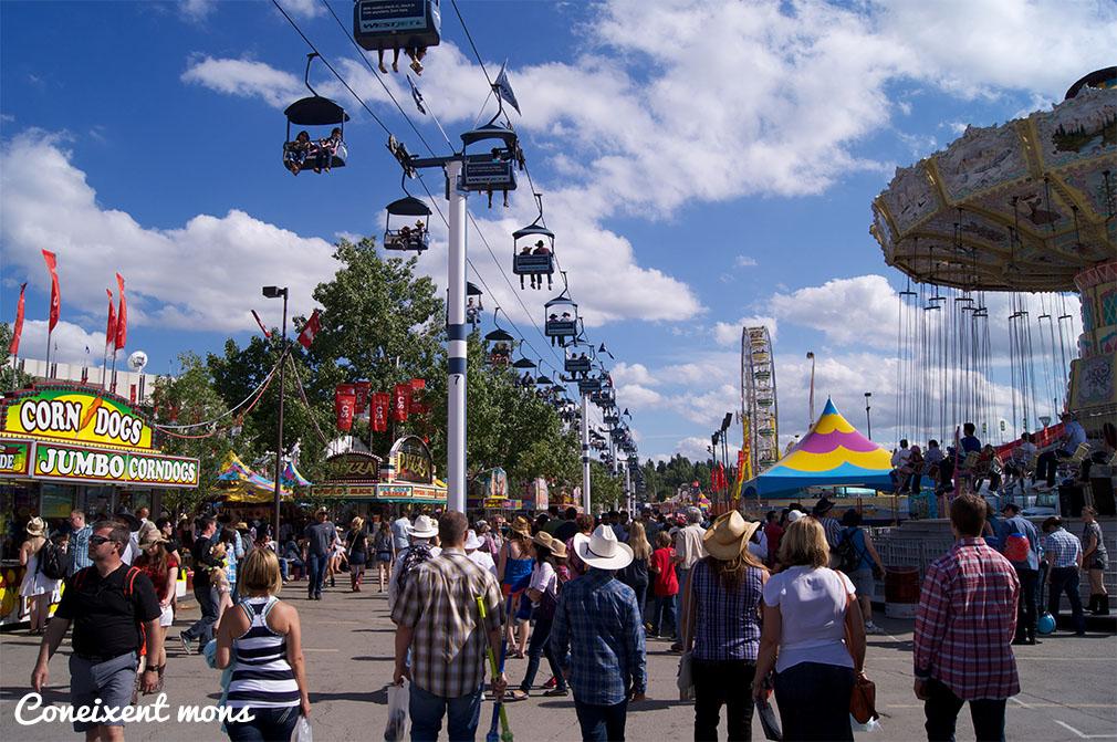 Stampede Park - Calgary - Alberta