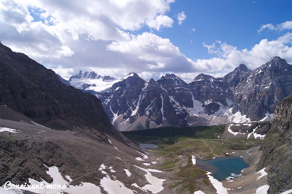 Vistes des del Col Sentinel - Banff National Park - Alberta