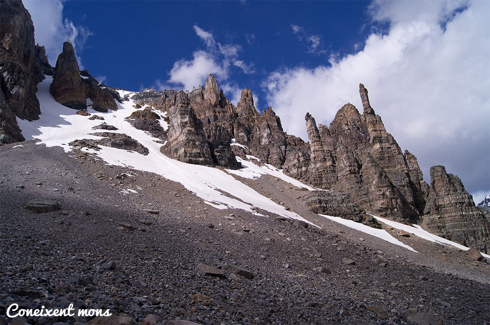 Col Sentinel - Banff National Park - Alberta