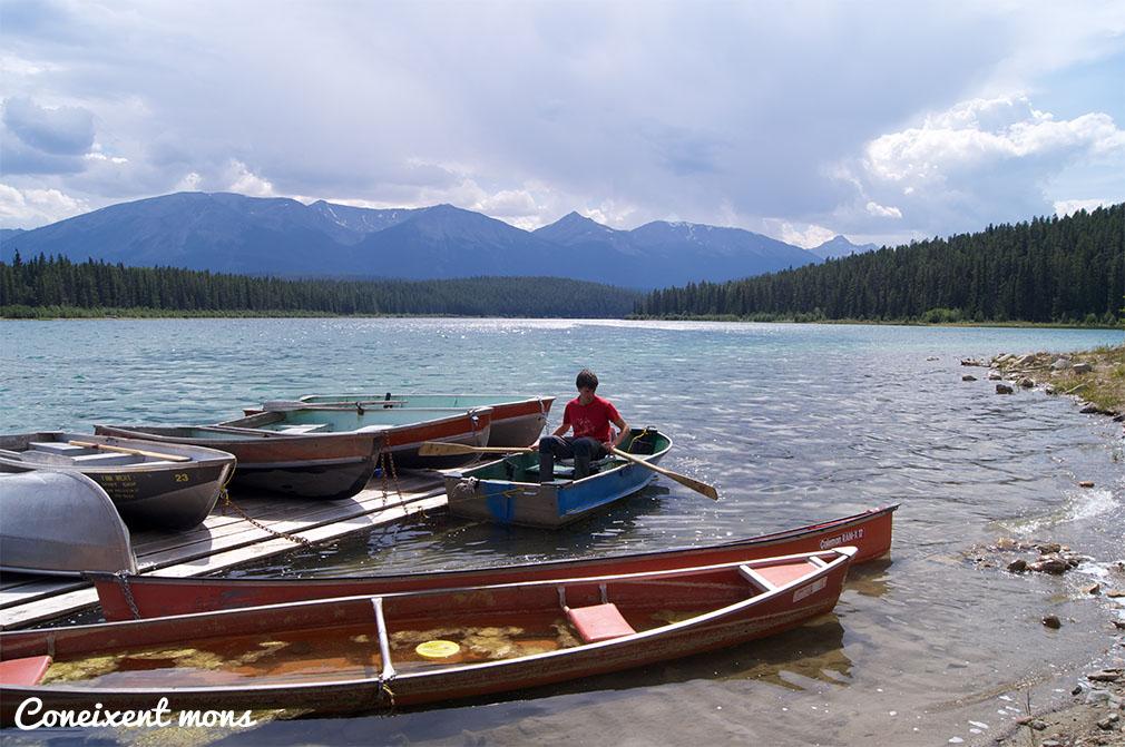 Llac Patricia - Jasper National Park - Alberta