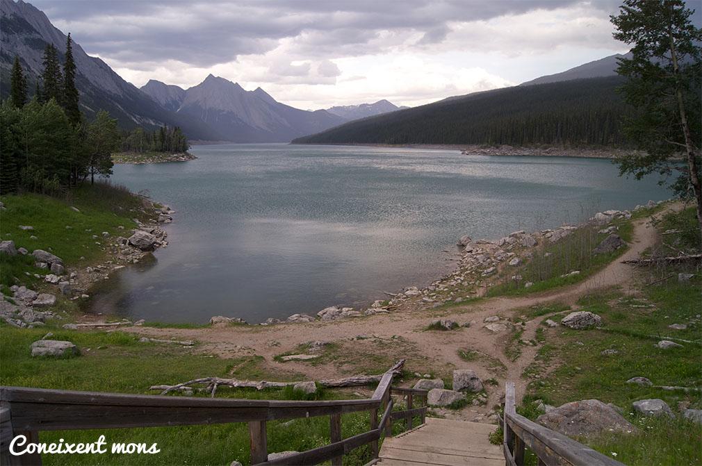 Llac Medicine - Jasper National Park - Alberta