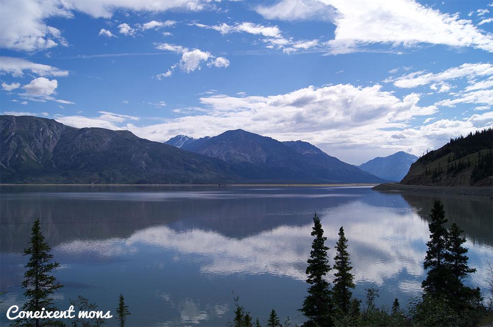 Llac Kluane - Yukon