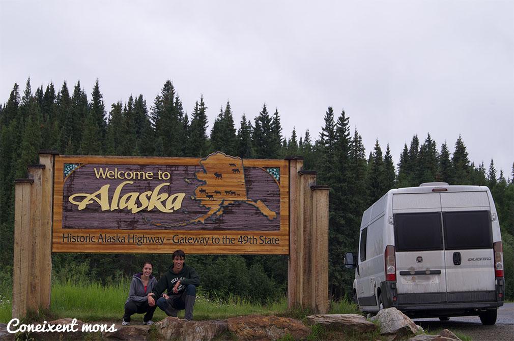 La última frontera! - Alaska