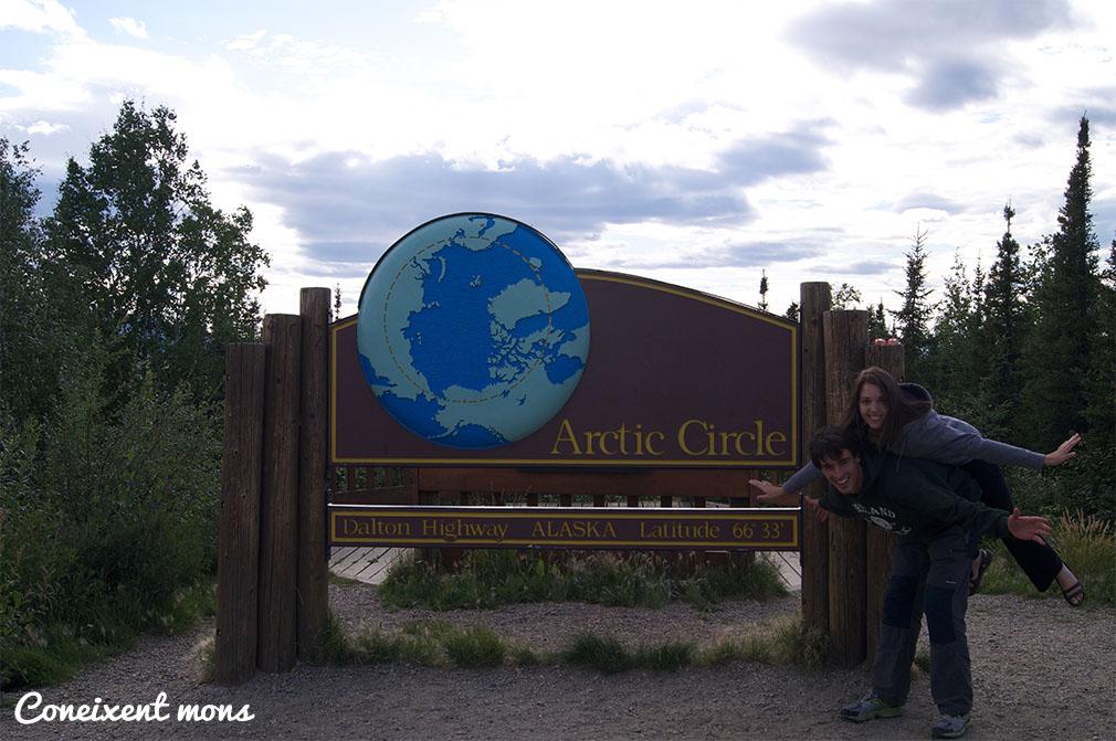 Creuem el cercle polar àrtic! - Alaska