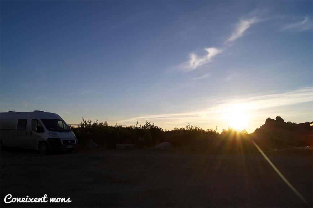 El sol de mitjanit - Alaska