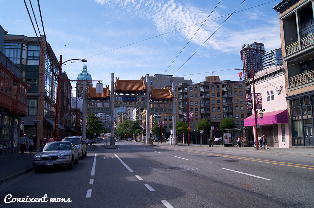 Chinatown - Vancouver - British Columbia