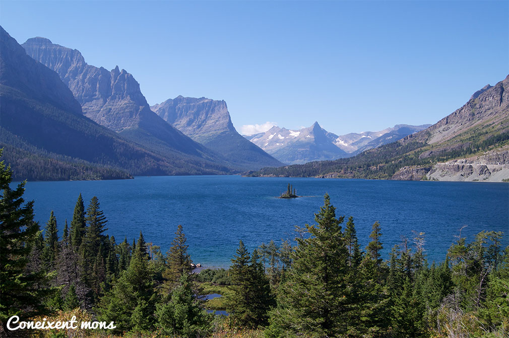 Llac Mary - Waterton-Glacier National Park - Montana