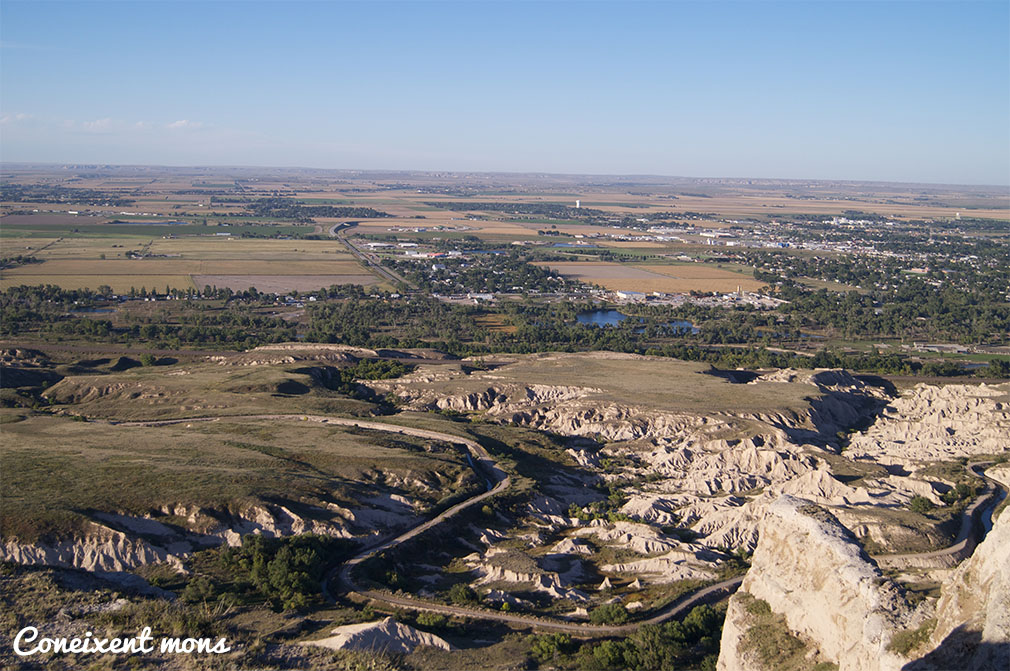 Scottsbluff National Monument - Nebraska