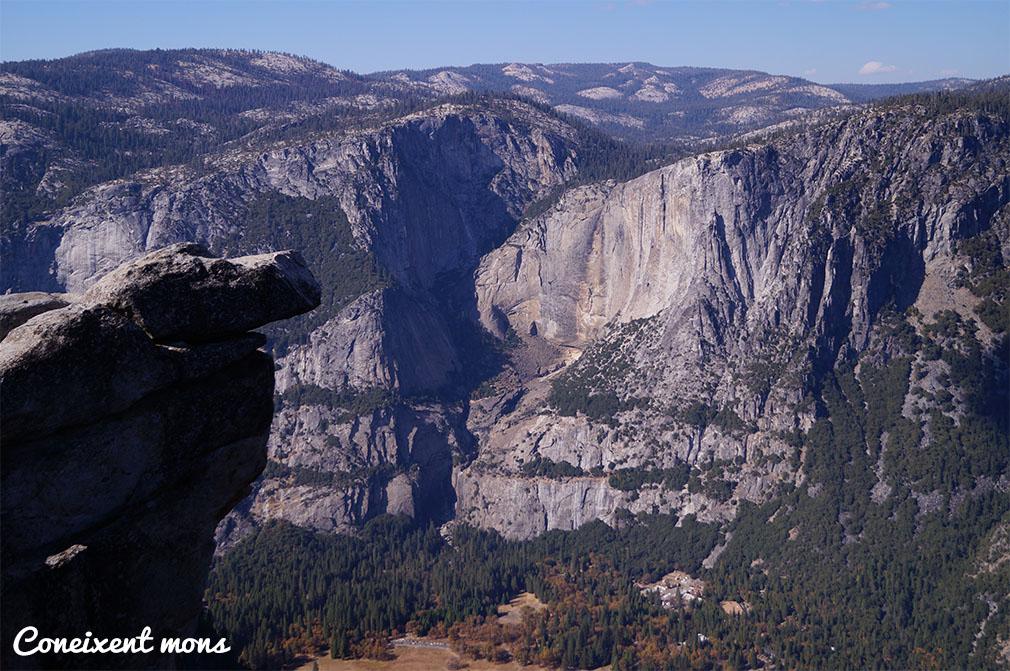 El salt del Yosemite que vam veure sense aigua!