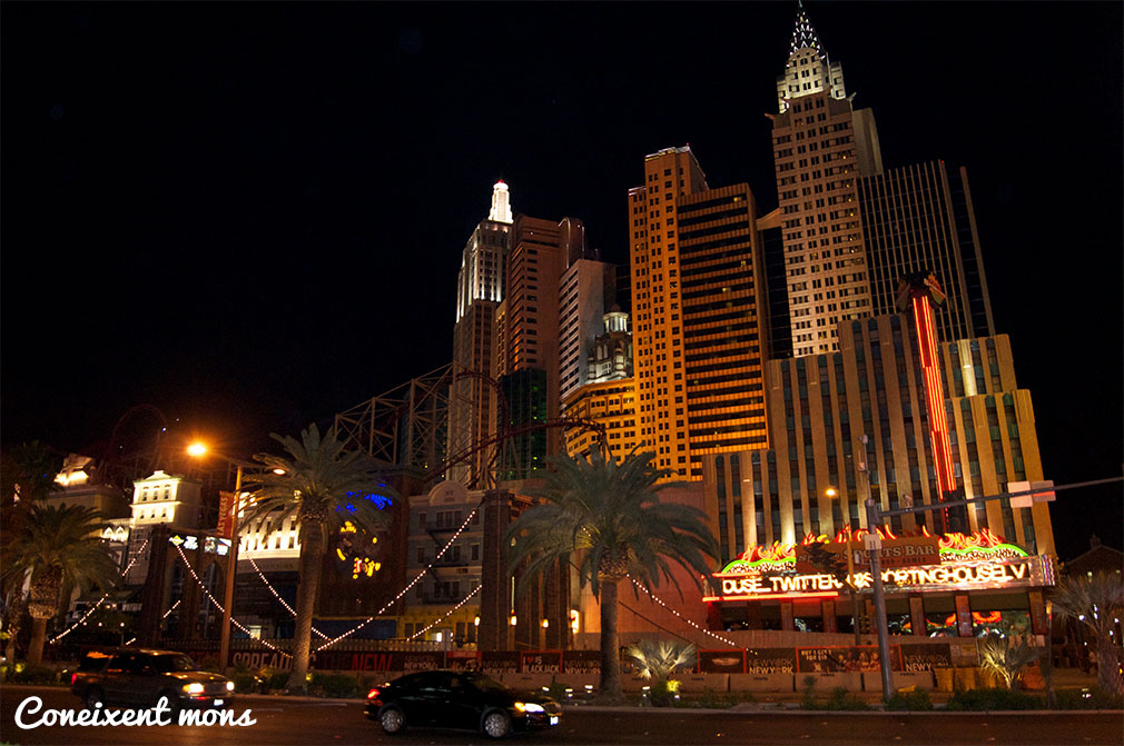New York en miniatura - Las Vegas - Nevada