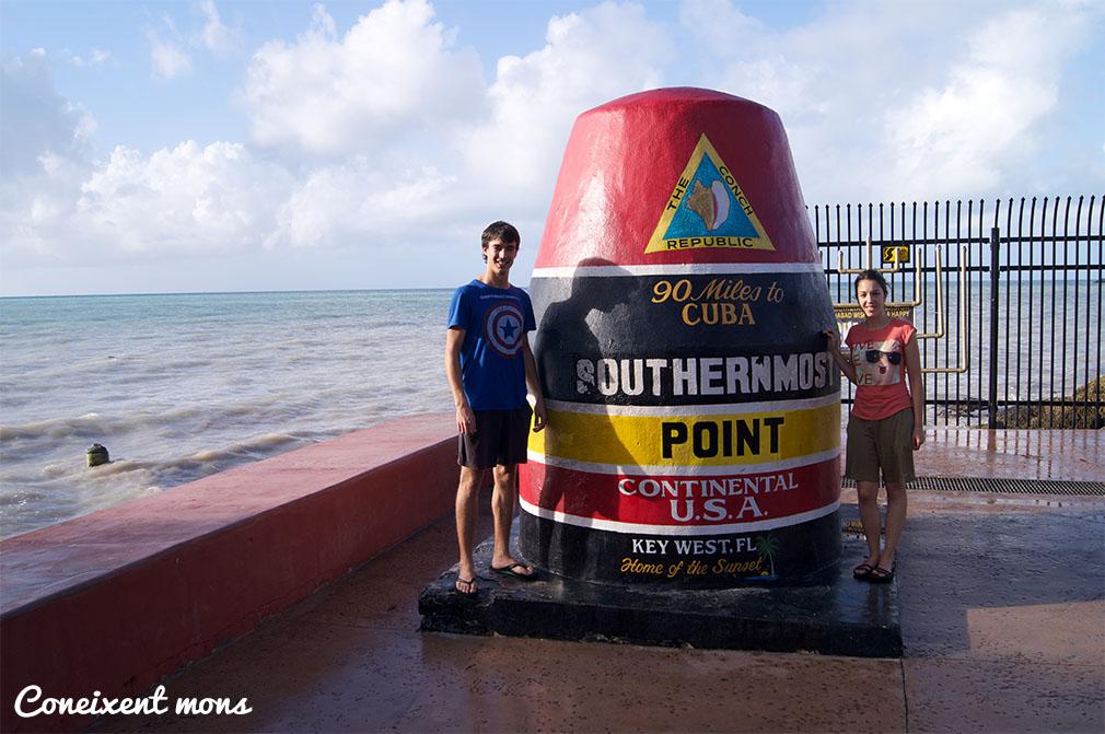 A 90 milles de Cuba