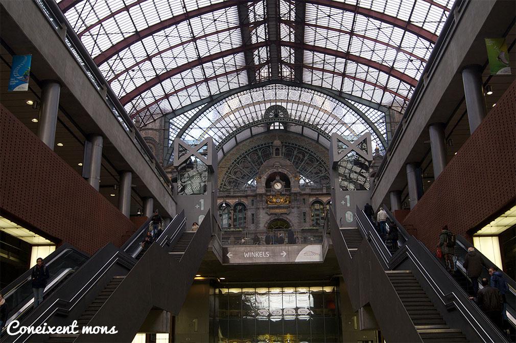 Estació central - Anvers