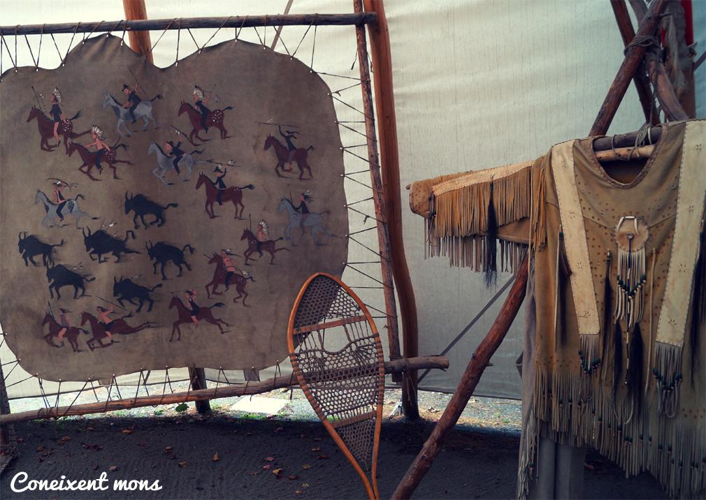 La reserva Wendake, l'inici de tot un aprenentatge (1a part)