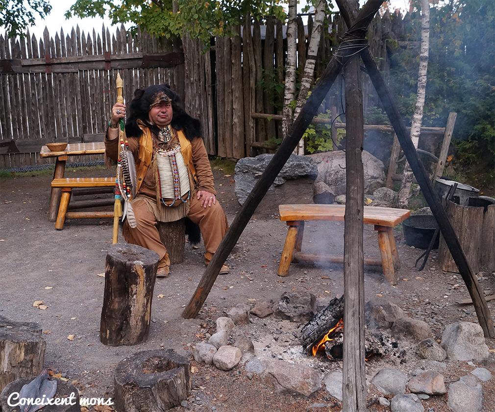 La reserva Wendake, passat i present (2a part)