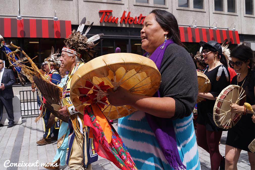 Dia Nacional dels Aborígens; l'oblit