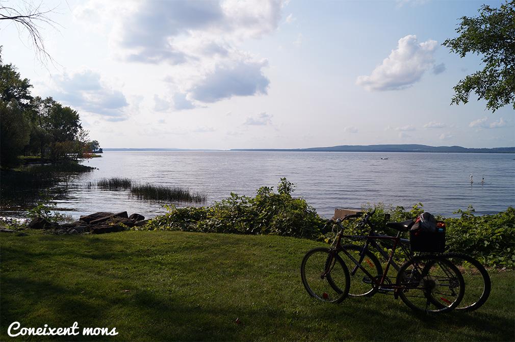 La costa oest de Montreal, una escapada amb bicicleta