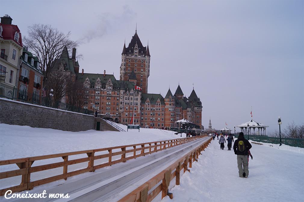 El Carnaval de Quebec, celebració a l'hivern